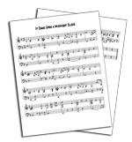 Sheet Music Downloads