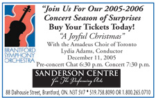 Brantford Symphony Orchestra Logo