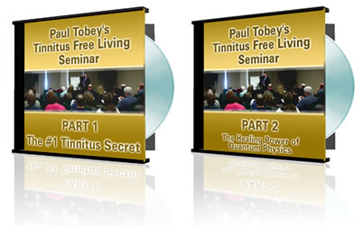 tinnitus free living treatment Clicking Noise In My Ear U